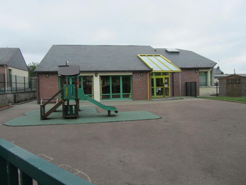 Ecole Henri Blanc