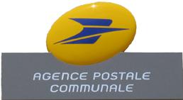Agence postale communale1